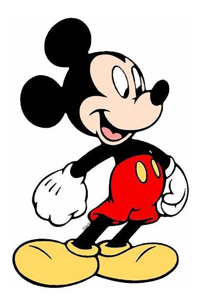 Mickey Mouse Clipart Bitmap Clip Disney Transparent