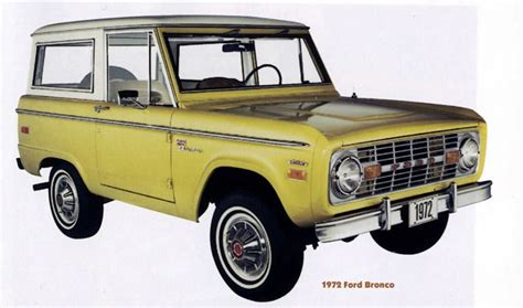 ford bronco 1972 ford bronco canney 39 s garage