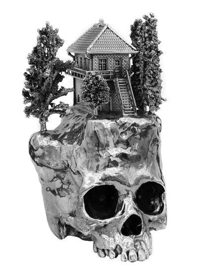 Dream Homes Fixed Atop Skull Craniums