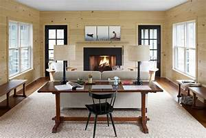 Modern Country Decor Ideas - Modern Connecticut Vacation Home