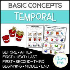 temporal words images temporal words narrative