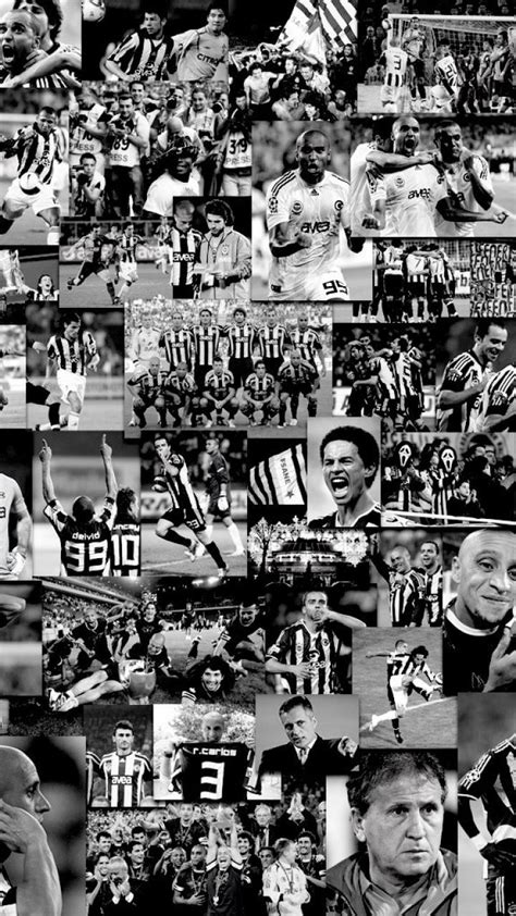 sports collage fenerbahce wallpaper
