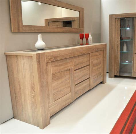 meuble cuisine blanc le meilleur bahut moderne en 53 photos pour vous inspirer