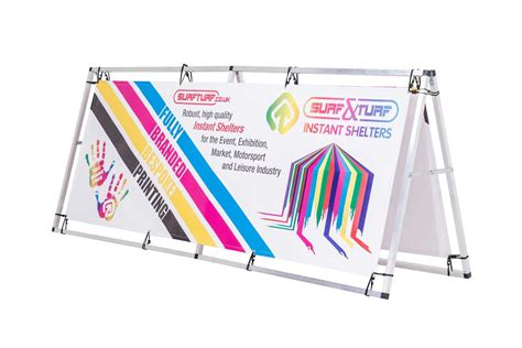 Landscape Lighting Kit by Promotional Banner Frame