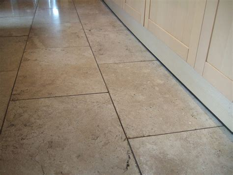 travertine tile floor restoration the floor restoration