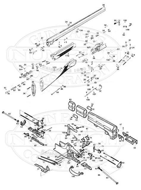 Ga Scooter Diagram by Parts List Schematic Numrich