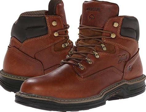 Which Are The Best Work Boots For Plumbers On The Market?