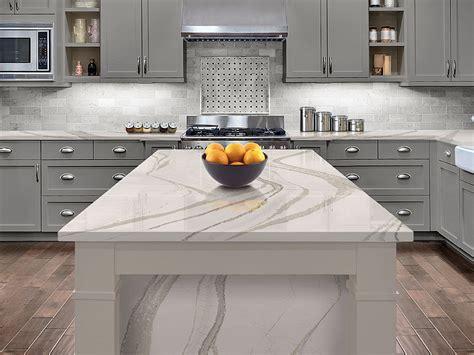 aspen kitchen island quartz countertops a durable easy care alternative