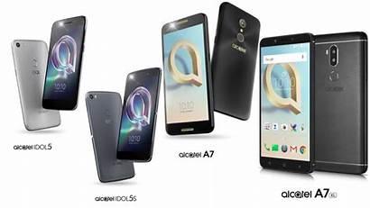 Alcatel Idol Smartphones A7 Latest 5s Four