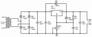 Power Supply Page Circuits Next Gr The Circuit Diagram Of