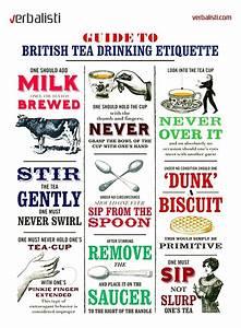 Guide to British Tea Drinking Etiquette | Languages ...