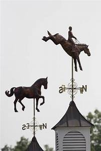 Stable Style: Beautiful Weather Vanes | Horses & Heels