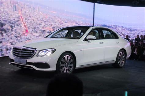 2017 Mercedes-benz E-class First Look