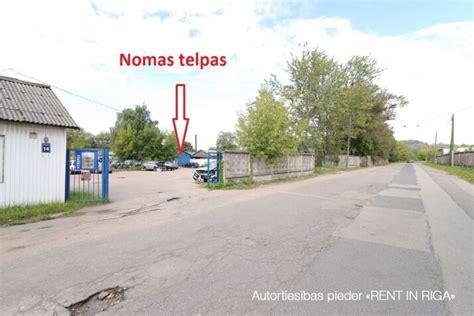 PP.lv Telpas, Rīga Ķīpsala: Telpas spec-veikalam, birojam ...