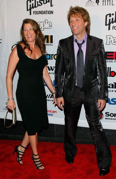 Jon Bon Jovi With Dorothea Hurley Love Him