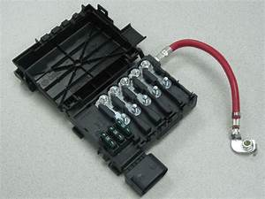 New Original Volkswagen  Audi Fuse Box Battery Terminal 1j0937617d