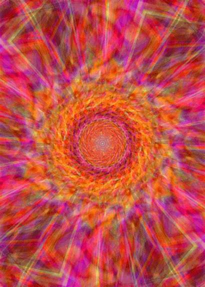 Psychedelic Trippy Confusion Colors Animation Colours Gifs