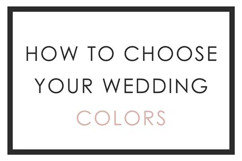 how to choose wedding colors how to choose your wedding colors san diego wedding