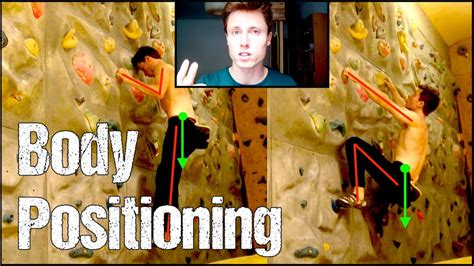 Rock Climbing Technique For Beginners Body Positioning