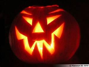Tete De Citrouille Pour Halloween : pr parez votre citrouille pour halloween ~ Melissatoandfro.com Idées de Décoration