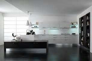 black white kitchen ideas 30 black and white kitchen design ideas digsdigs