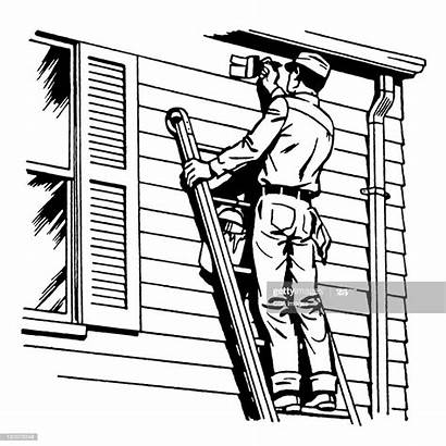 Painter Illustration Vector Illustrations Painting Clipart Graphics