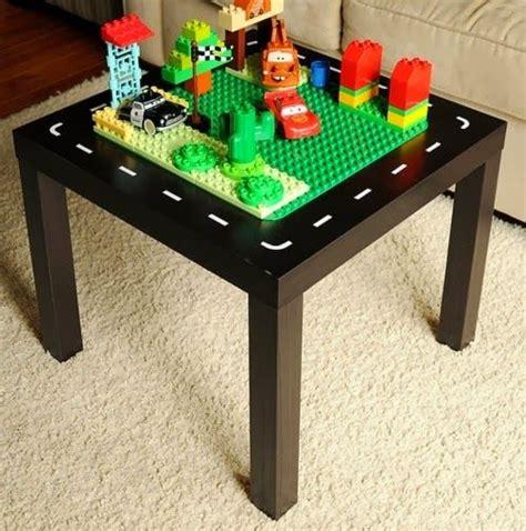 diy personnaliser la table basse lack ikea ikea hack play table and construction