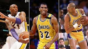 Milan News The 10 Best Laker Basketball Players Of All Time