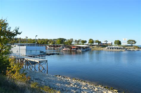 Eisenhower Yacht Club – Lake Texoma