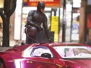 Batman Suicid Squad : batman spotted on suicide squad set ~ Medecine-chirurgie-esthetiques.com Avis de Voitures