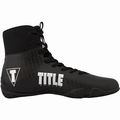 Boxing Shoes Title Predator Shoe Ii Mid