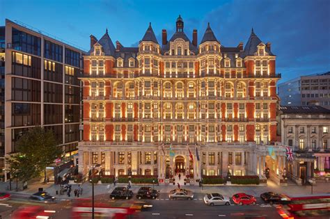 Luxury 5 Star Hotel   Hyde Park   Mandarin Oriental, London