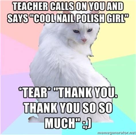 Nail Polish Meme - nail meme funny quotes pinterest nails and meme