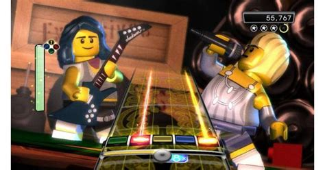 lego rock band game review