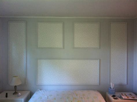 Wallpaper Over Plywood Panels (laminate, Paint, Bedroom
