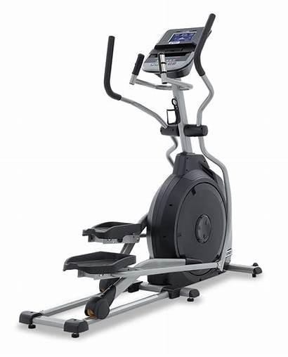 Equipment Fitness Gym Spirit Elliptical