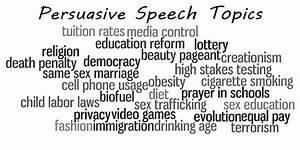 sex education persuasive speech outline