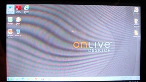 onlive desktop  android youtube