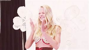 But She Is So Adorable Victorias Secret GIF - Find & Share ...