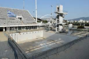 Abandoned Olympic Venues Athens