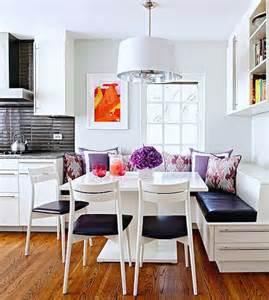built in bench banquette seating breakfast nook interior design