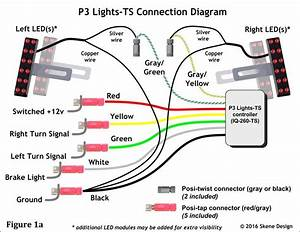 Wiring Diagram For Led Tail Lights