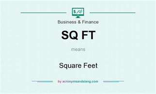 What Does The Abbreviation Ac Stand For by What Does Sq Ft Mean Definition Of Sq Ft Sq Ft Stands