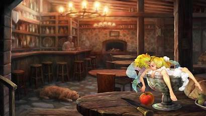 Fantasy Crown Medieval Anime Dragons Rpg Fighting