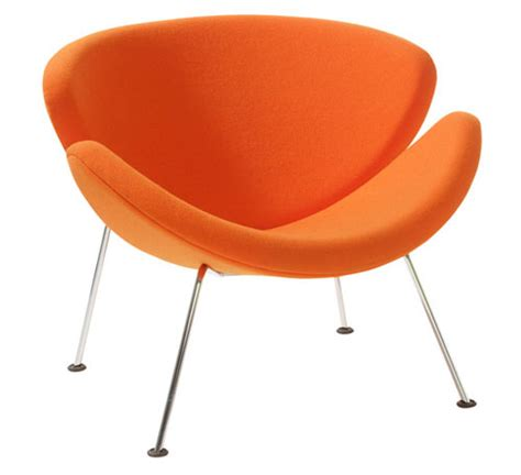 design classic for artifort junior orange slice