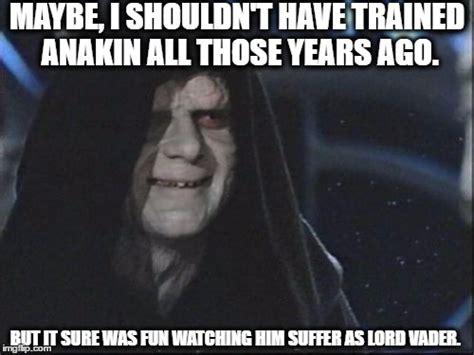 Palpatine Memes - image gallery sidious meme