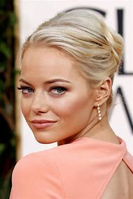 Emma Stone Makeup Blonde