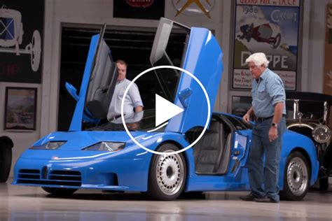 Bugatti proudly celebrates the production and delivery of its 300th chiron, a pur sport in an extremely sleek nocturne configuration that truly brings out the car's incredible lines. Jay Leno Drives Iconic Quad-Turbo Bugatti EB110 | CarBuzz