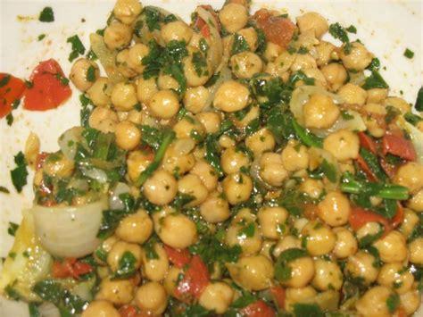 la maryse en cuisine salade de pois chiches la cuisine de maryse co