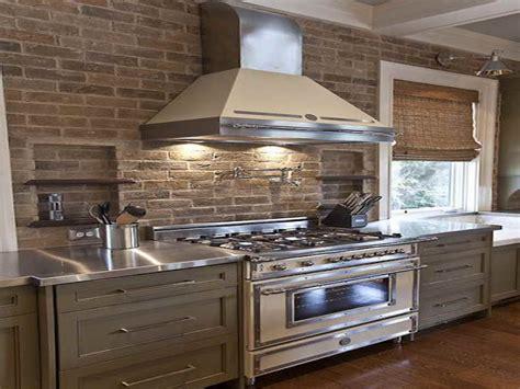 Rustic Kitchen With Unique Backsplash Ideas Unique